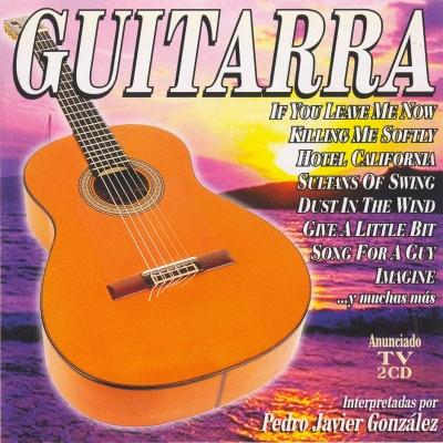Pedro Javier Gonzalez - Guitarra CD 2