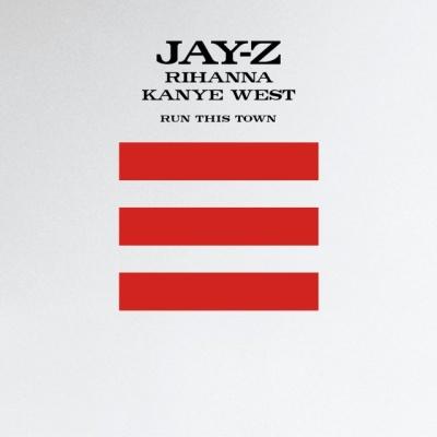 Rihanna - Run This Town (Vinyl Single) (Single)