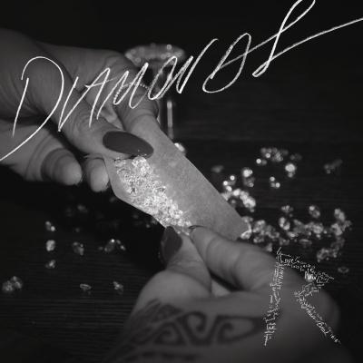 Rihanna - Diamonds (Remixes) (Promo Maxi - CD) (Promo)