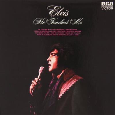 Elvis Presley - He Touched Me (Album)