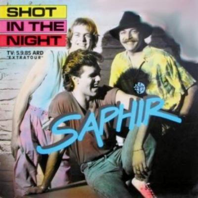 Saphir - Shot In The Night (Long Version)