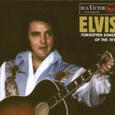 Elvis Presley - Forgotten Songs - The Essential 70s Masters Vol II CD1