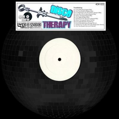 Agent Stereo - Disco Therapy (Album)