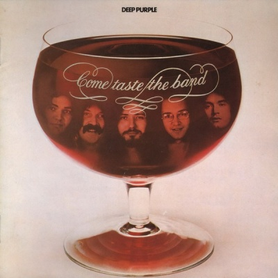 Deep Purple - Come Taste The Band (Album)
