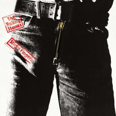 The Rolling Stones - Sticky Fingers (Album)