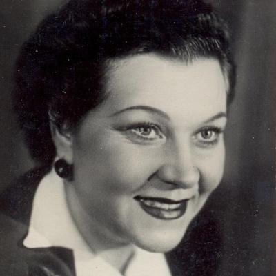 Клавдия Шульженко - Записи 1954 года (Album)