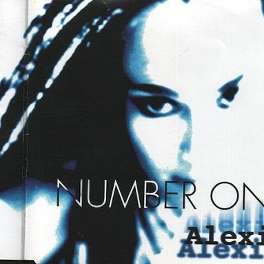 Alexia - Number One (Single)