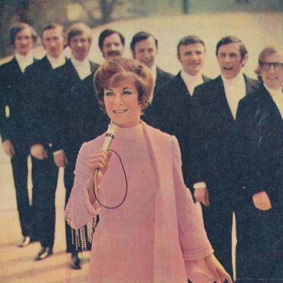 Эдита Пьеха - Анс.Дружба ((Retro - Compilation-78 Rpm) - 1958-1962