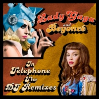 Beyonce - Telephone (The DJ Remixes) (EP)