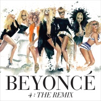 Beyonce - 4: The Remix (EP)