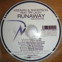 Tiff Lacey - Runaway (Remixes) (Single)
