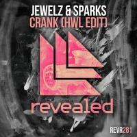 Hardwell - Crank (HWL Edit) (Single)