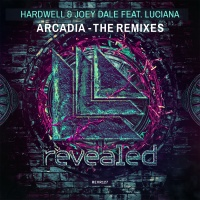 Hardwell - Arcadia - The Remixes (Single)