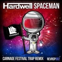 Hardwell - Spaceman (Single)
