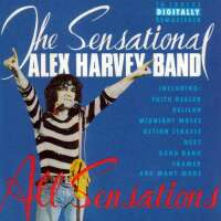 The Sensational Alex Harvey Band - Framed