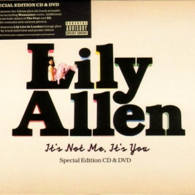 Lily Allen - It's Not Me, It's You (Special Edition) (Album)