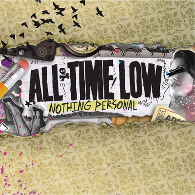 All Time Low - Nothing Personal (Album)