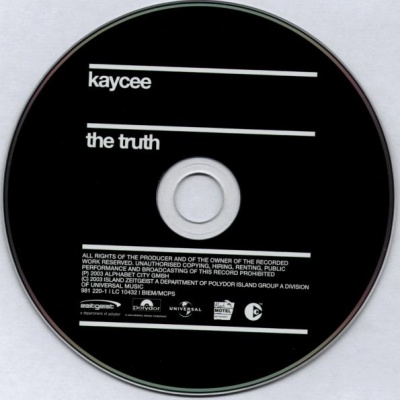 Kay Cee - The Truth (Master Release)