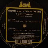 Слушать Bison - I Got Tonight (Morpheus Mix)