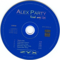 Alex Party - Read My Lips (CDM-MP3-320kbps-aZo)