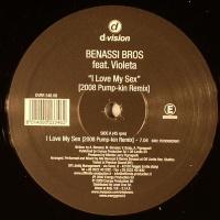 Benassi Bros - I Love My Sex (2008 Remix)