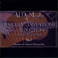 Al Di Meola - Diabolic Inventions And Seduction For Solo Guitar (Album)