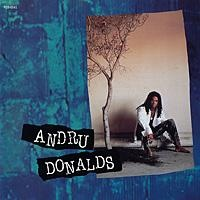 Andru Donalds - Andru Donalds (Japanese Promo CD with bonus tracks)