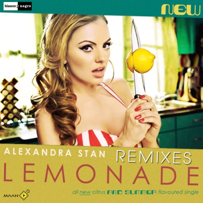 Alexandra Stan - Lemonade (Remixes) (Album)