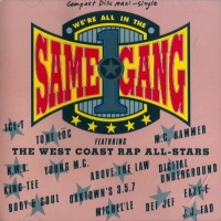 - We're All In The Same Gang (CDM)