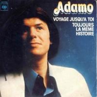 Salvatore Adamo - Voyage Jusqu'à Toi (Album)