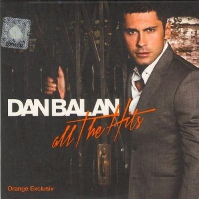 Dan Balan - All The Hits (Orange Exclusiv) (Album)