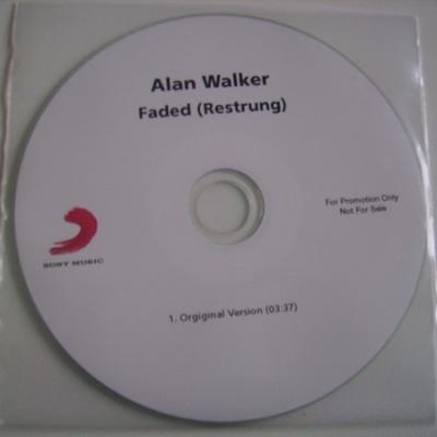 Alan Walker - Faded (Restrung) (Single)