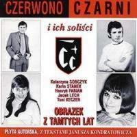 Czerwono-Czarni - Badz Bziewczyna Moich Marzen (Album)