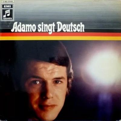 Salvatore Adamo - Adamo Singt Deutsch (Album)