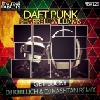 Слушать Daft Punk feat. Pharrell Williams - Get Lucky