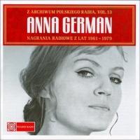 Анна Герман - Nagrania Radiowe Z Lat 1961 - 1979 CD 1