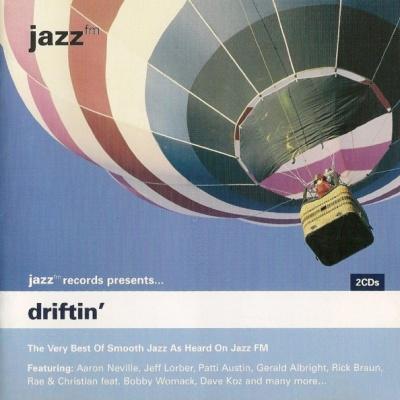 Jazz Steppers - Driftin CD #1
