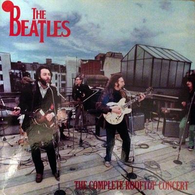 The Beatles - Rooftop Concert