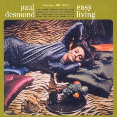 Paul Desmond - Easy Living