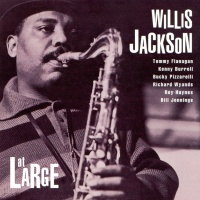 Willis Jackson - Arrivederci Roma