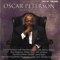 Oscar Peterson - Mack The Kinife
