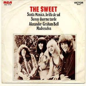 The Sweet - Santa Monica Sunshine