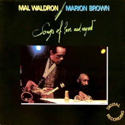 Mal Waldron - Songs Of Love And Regret