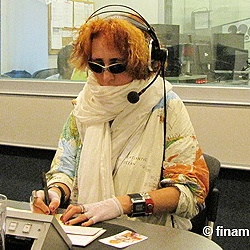 Жанна Агузарова - Программа ''Содержание'' (Русский Рок В Лицах) На Радио Финам FM