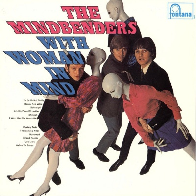 The Mindbenders - With Woman in Mind