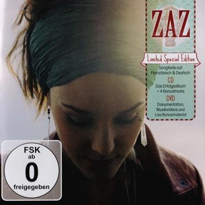 Zaz - Zaz (Переиздание)