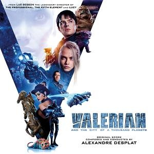 Alexiane - Valerian and the City of a Thousand Planets
