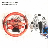 Radiohead - Karma Police CDS CD1 (Single)