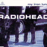 Radiohead - My Iron Lung CDS (Single)