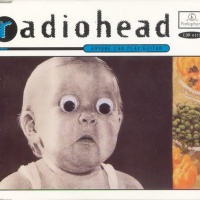 Radiohead - Anyone Can Play Guitar CDS (Single)